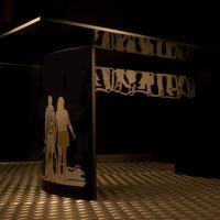 Tavolo navy scultura